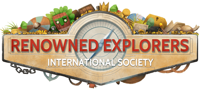 Renowned Explorers emblem